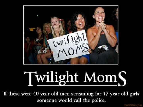 Funny Friday - Twilight Moms