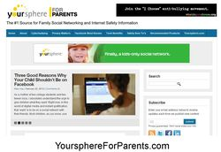 Yoursphere for Parents